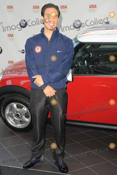 The Unit, Apolo Anton Ohno Photo - Short Track Speedskater Apolo Anton Ohno attends the announcement of a new multi-year partnership between BMW Group & the United States Olympic Committee at BMW of Manhattan on July 26, 2010 in New York City