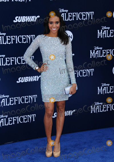 Annie Ilonzeh, Annie  Ilonzeh Photo - May 28 2014, LA  Annie Ilonzeh arriving at the World Premiere Of Disney's 'Maleficent' at the El Capitan Theatre on May 28, 2014 in Hollywood, California.