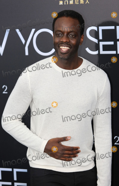 Ato Essandoh Photo -   June 6 2016, New York City  Ato Essandoh arriving at the premiere of 'Now You See Me 2' at the AMC Loews Lincoln Square 13 theater on June 6, 2016 in New York City.  By Line: Serena Xu/ACE Pictures   ACE Pictures, Inc. tel: 646 769 0430