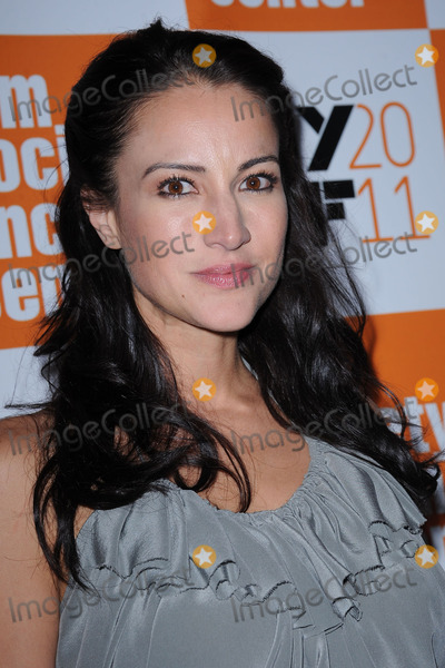 America Olivo Photo - America Olivo attends the 49th annual New York Film Festival presentation of 'Martha Marcy May Marlene' at Alice Tully Hall, Lincoln Center on October 11, 2011 in New York City