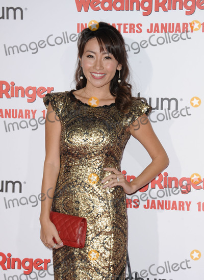 Amy Haruna, TCL Chinese Theatre Photo -   January 6 2015, LA  Amy Haruna arriving at 'The Wedding Ringer' World Premiere at the TCL Chinese Theatre on January 6, 2015 in Hollywood, California.    By Line: Peter West/ACE Pictures   ACE Pictures, Inc. tel: 646 769 0430