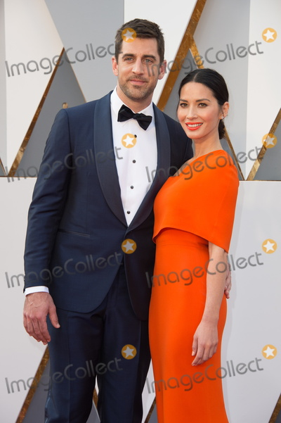 Aaron Rodgers, olivia munn, The 88 Photo - 