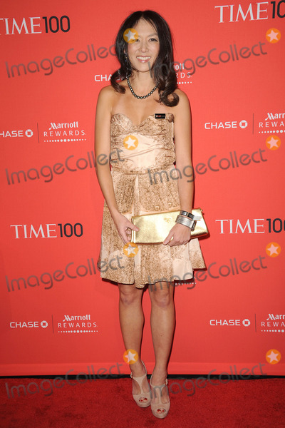 AMY CHUA Photo - April 24, 2012. New York City. Amy Chua arriving to the TIME 100 Gala celebrating TIME'S 100 Most Influential People In The World at Jazz at Lincoln Center on April 24, 2012  in New York City.