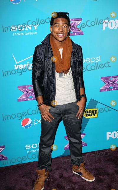 Arin Ray Photo - November 5 2012, LA  Arin Ray at The X Factor Season 2 Finalists Party held at the Bazaar at the SLS Hotel on November 5 2012  in Los Angeles