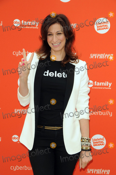 Ann Shoket, Editors Photo - Seventeen Magazine editor-in-chief Ann Shoket at the ABC Family and Seventeen Magazine's Rally to Delete Digital Drama at The Americana at Brand on July 14, 2011 in Glendale, California.
