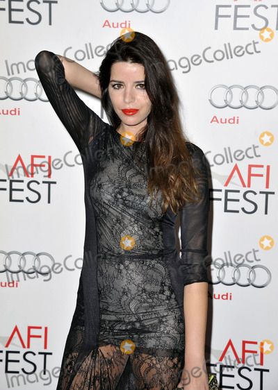 Anabella Moreira, Grauman's Chinese Theatre Photo - November 3 2012, LA  Anabella Moreira arriving at the 'Holy Motors' special screening during the 2012 AFI Fest at Grauman's Chinese Theatre on November 3, 2012 in Hollywood, California.