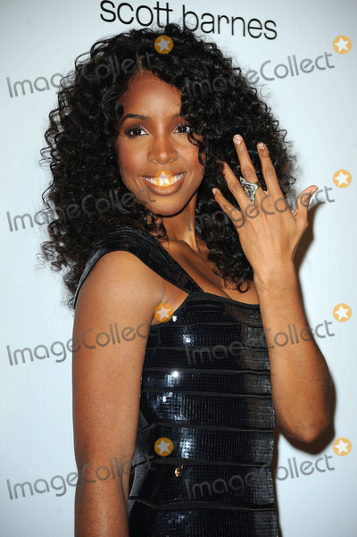 Photos and Pictures - Singer Kelly Rowland arriving at the