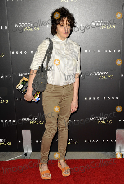 Amy Heckerling Photo - October 2 2012, LA  Amy Heckerling arriving at the premiere of 'Nobody Walks' at ArcLight Hollywood on October 2, 2012 in Hollywood, California.