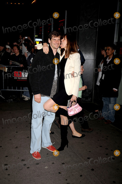 The Crystals, Alexi Yashin, Carol Alt Photo - Hockey player Alexi Yashin and wife model Carol Alt attend the 'Indiana Jones and the Kingdom of the Crystal Skull' screening held at the AMC Lincoln Square Cinemas.
