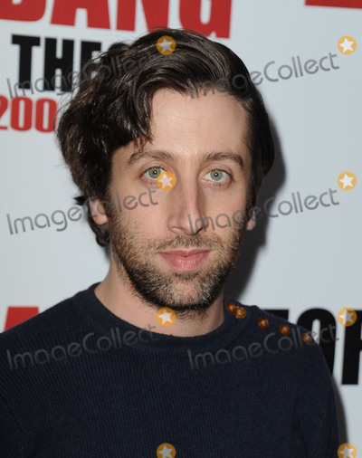 Simon Helberg, Big Bang Photo -   February 20 2016, LA  Actor Simon Helberg arriving at CBS's 'The Big Bang Theory' Celebrates the 200th Episode at Vibiana on February 20, 2016 in Los Angeles, California.  By Line: Peter West/ACE Pictures   ACE Pictures, Inc. tel: 646 769 0430