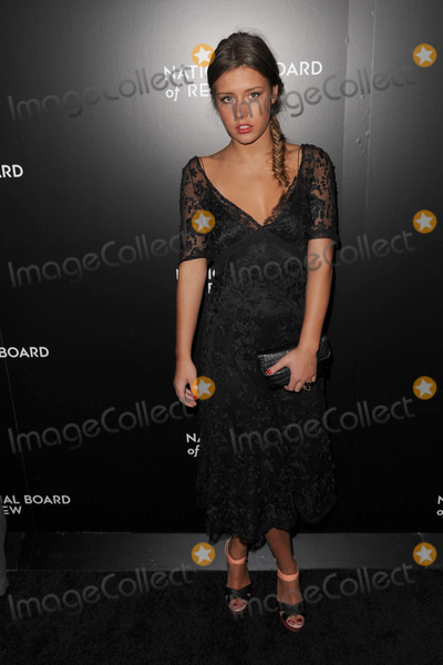 Adle Exarchopoulos, King Sunny Adé Photo - January 7, 2014. New York City
