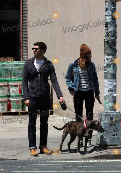 Adam Brody, Leighton Meester Photo - May 29 2014, New York City