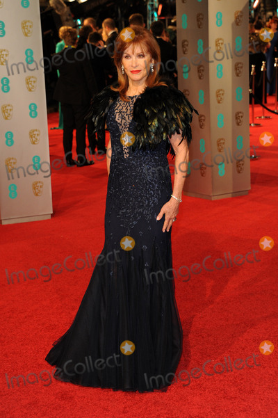 Stephanie Powers, Covent Garden Photo -   February 14 2016, London  Stephanie Powers attending The 2016 BAFTA Awards at Covent Garden on February 14 2016 in London, England.  By Line: Famous/ACE Pictures   ACE Pictures, Inc. tel: 646 769 0430