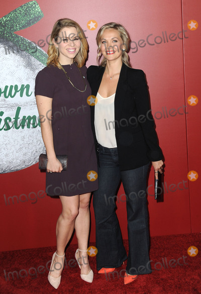 Emilie Ullerup, Ali Liebert, Ali Farka Touré Photo -   December 5 2016, LA  Ali Liebert (L) and Emilie Ullerup arriving at a screening of Hallmark Channel's 'A Nutcracker Christmas' at The Grove on December 5, 2016 in Los Angeles, California.  By Line: Peter West/ACE Pictures   ACE Pictures Inc Tel: 6467670430