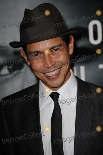 ANTHONY RULVIVAR Photo - Anthony Rulvivar attends The World Premiere of The Adjustment Bureau Ziegfeld Theater on Frebruary 14, 2011 in New York City