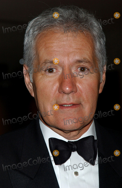 Alex Trebek, White House Photo - Alex Trebek at the 2006 White House Correspondents Dinner.