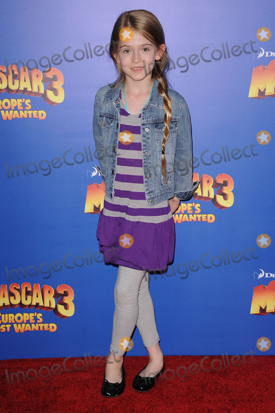 Ashley Gerasimovich Photo - June 7, 2012. New York City. Ashley Gerasimovich at The 'Madagascar 3: Europe's Most Wanted' New York Premiere at Ziegfeld Theatre on June 7, 2012 in New York City.