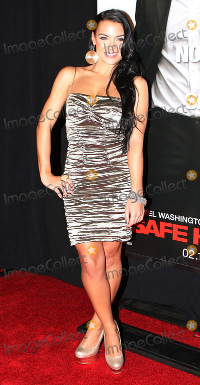 Photos And Pictures Krista Ayne At The Premiere Of Safe House On February 7 2012 In New York City