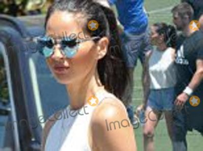 Aaron Rodgers, olivia munn Photo - Actress Olivia Munn visits her boyfriend Aaron Rodgers on set of a commercial filming in Los Angeles, California. Afterwards The X-Men actress visited Bristol Farms to go grocery shopping. Featuring: Olivia Munn Where: Los Angeles, California, United States When: 16 Jul 2016 Credit: Cousart/JFXimages/WENN.com **Not available for publication in Australia or New Zealand**
