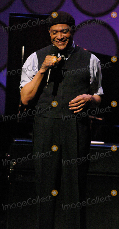 "Al Jarreau Photo - NEW YORK, JUNE 7, 2004    Al Jarreau attends the  Lincoln Center's 3rd Annual Spring Gala ""Teach Me Tonight"" at the Apollo Theater. The benefit performance will go to educational programs produced by Jazz at Lincoln Center."