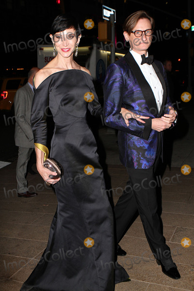 Amy Fine Collins, Hamish Bowles Photo -   October 21 2015, New York City  Amy Fine Collins and Hamish Bowles arriving at the American Ballet 75th Anniversary Fall Gala at the David H. Koch Theater at Lincoln Center on October 21, 2015 in New York City.  By Line: Nancy Rivera/ACE Pictures   ACE Pictures, Inc. tel: 646 769 0430