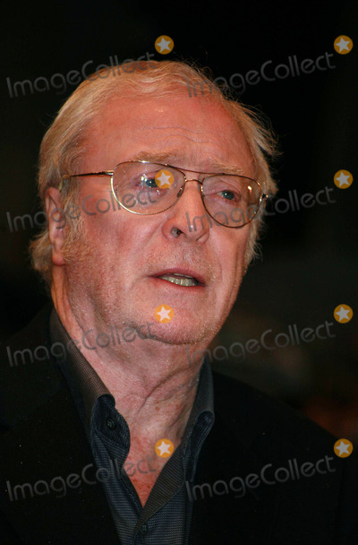 Michael Caine, Michael Cain, Michael Bublé, Michael Paré Photo - Michael Caine arriving at the UK film premiere of 'Sleuth', at the Odeon West End cinema