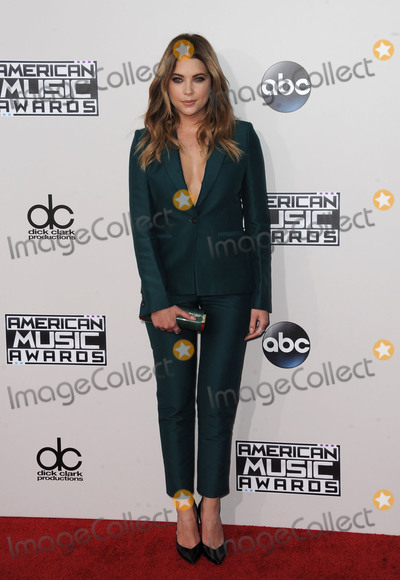 Ashley Benson Photo -   November 22 2015, LA  Ashley Benson arriving at the 2015 American Music Awards at the Microsoft Theater on November 22, 2015 in Los Angeles, California.  By Line: Peter West/ACE Pictures   ACE Pictures, Inc. tel: 646 769 0430