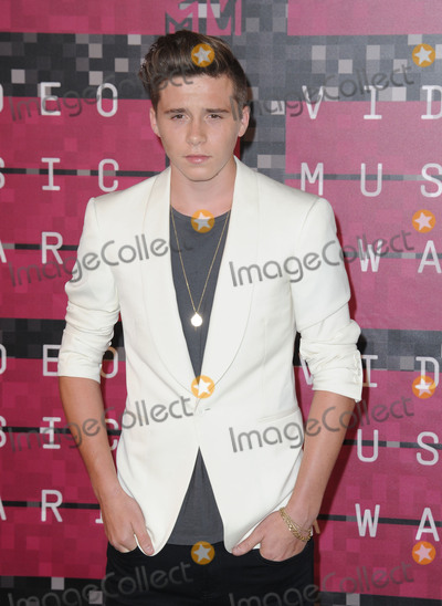 Brooklyn Beckham Photo -   August 30 2015, LA  Brooklyn Beckham arriving at the 2015 MTV Video Music Awards at the Microsoft Theater on August 30, 2015 in Los Angeles, California  By Line: Peter West/ACE Pictures   ACE Pictures, Inc. tel: 646 769 0430