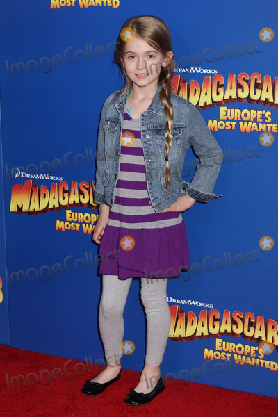 Ashley Gerasimovich Photo - June 7, 2012. New York City. Ashley Gerasimovich attends the 'Madagascar 3: Europe's Most Wanted' New York Premiere at Ziegfeld Theatre June 7, 2012 in New York City.