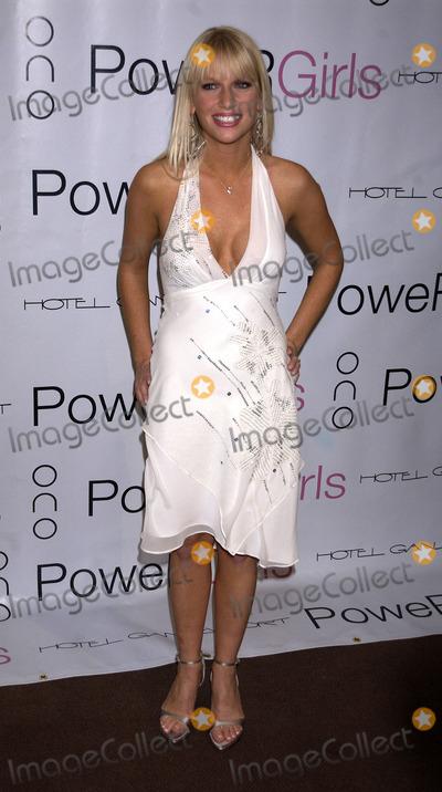 "Kelly Brady Photo - NEW YORK, MARCH 8, 2005    Kelly Brady attends the premiere party of MTV's new reality show ""Power Girls."""