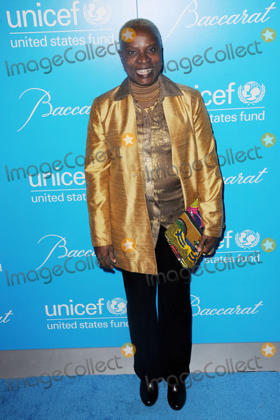 Angelique Kidjo Photo - November 27, 2012. New York City. Angelique Kidjo attends the Unicef Snowflake Ball at Cipriani 42nd Street on November 27, 2012 in New York City.