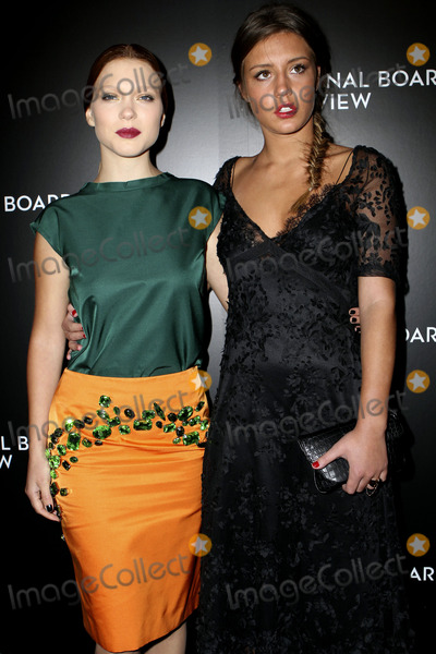 La Seydoux, Adle Exarchopoulos Photo - January 7, 2014. New York City