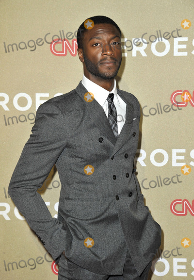 Aldis Hodge, CNN Heroes, Aldis Hodges Photo - December 2, 2012, Los Angeles, CA.