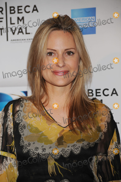 AMY MULLINS Photo - Amy Mullins arriving at the premiere of 'Whatever Works' during the 2009 Tribeca Film Festival at Ziegfeld on April 22, 2009 in New York City.
