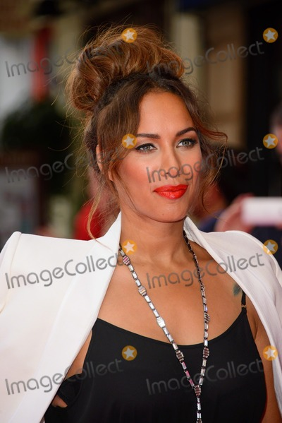 Leona Lewis, Leicester Square Photo - June 11 2014, London  Leona Lewis at the 'Walking On Sunshine' UK Premiere at the Vue, Leicester Square on June 11 2014 in London