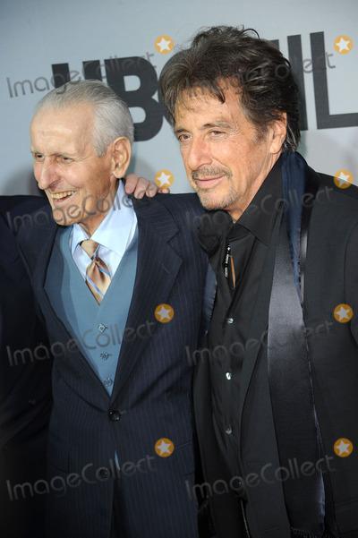 Jack Kevorkian, Al Pacino, Dr Jack Kevorkian, Dr. Jack Kevorkian, Hüsker Dü, Jackée Photo - Actor Al Pacino and Dr. Jack Kevorkian arriving at the HBO Film's 'You Don't Know Jack' premiere at Ziegfeld Theatre on April 14, 2010 in New York City.