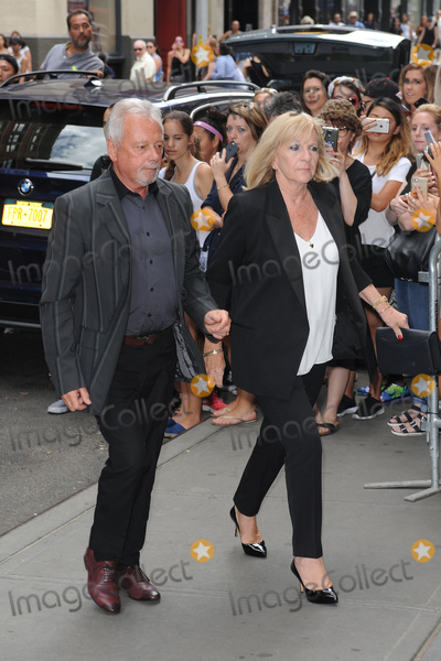 Anthony Adams, Jackie Adams Photo - September 11, 2016 New York CityAnthony Adams and Jackie Adamsarriving to Balthazar in New York City on September 11, 2016.Credit: Kristin Callahan/ACE Picturestel: 646 769 0430