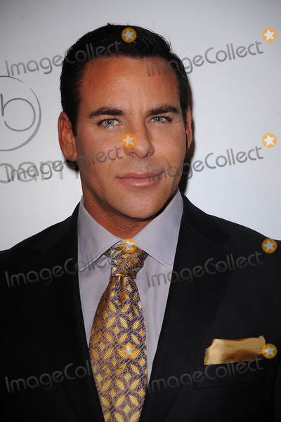 Photos and Pictures - Makeup artist Scott Barnes arriving at the