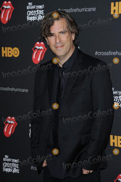 Brett Morgan, Rolling Stones, The Rolling Stones Photo - November 13, 2012. New York City. Brett Morgan attends 'The Rolling Stones Crossfire Hurricane' Premiere at Ziegfeld Theater on November 13, 2012 in New York City.