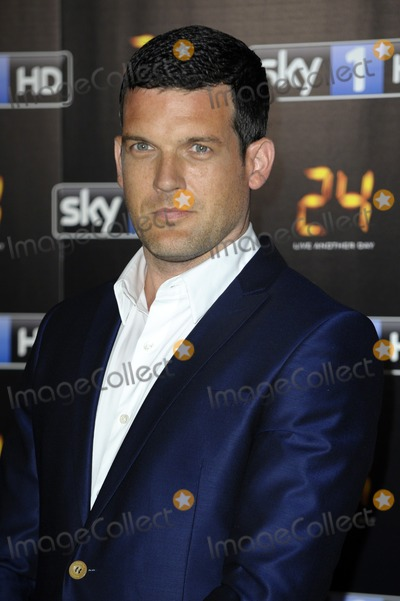 Adam Sinclair, Sinclair Photo - May 6 2014, London  Adam Sinclair attends the UK premiere of '24: Live Another Day' at Old Billingsgate Market on May 6, 2014 in London