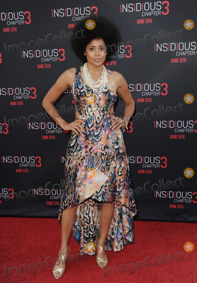Amaris Davidson, TCL Chinese Theatre Photo -   June 4 2015, LA  Amaris Davidson arriving at the premiere of 'Insidious: Chapter 3' at the TCL Chinese Theatre IMAX on June 4, 2015 in Hollywood, California.  By Line: Peter West/ACE Pictures   ACE Pictures, Inc. tel: 646 769 0430