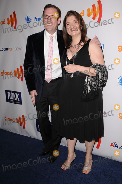 Ted Allen, ALEX GUARNASCHELLI Photo - Ted Allen and Alex Guarnaschelli attend the Glaad Media Awards on March 19, 2011 in New York City