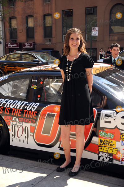 ANNABETH BARNES Photo - Racer Annabeth Barnes at the premiere of 'Racing Dreams' during the 2009 Tribeca Film Festival at SVA Theater on April 25, 2009 in New York City.