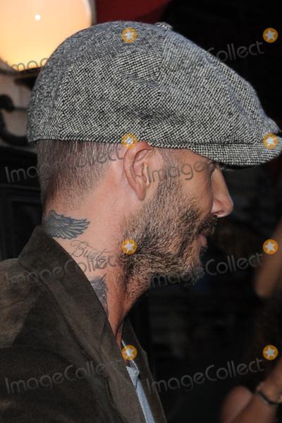 David Beckham Photo - September 11, 2016 New York CityDavid Beckham arriving to Balthazar in New York City on September 11, 2016.Credit: Kristin Callahan/ACE Picturestel: 646 769 0430