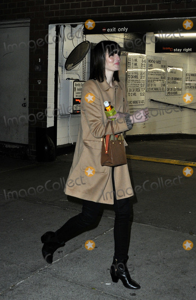 Ali Lohan Photo - November 5 2012, New York City