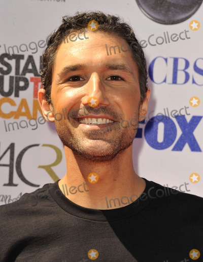 Ethan Zohn Photo - September 7, 2012, Los Angeles, CA.  Ethan Zohn arriving at Stand Up To Cancer at The Shrine Auditorium on September 7, 2012 in Los Angeles, California.