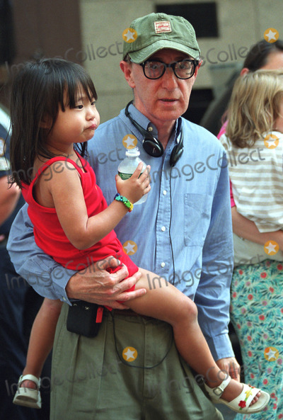 photos and pictures woody allens wife soonyi previn
