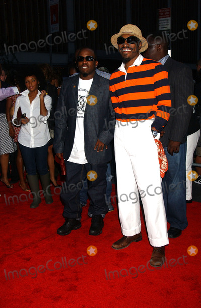 Idlewild, Andre Benjamin, Antwan Patton, André Benjamin Photo - Antwan Patton and Andre Benjamin attend the premiere of 'Idlewild'.