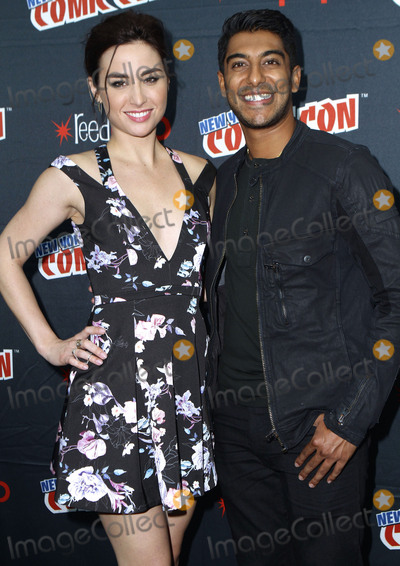 Allison Scagliotti, Ritesh Rajan Photo - 
