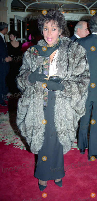 DIANE CARROLL Photo - NEW YORK, CIRCA 1995: DIANE CARROLL